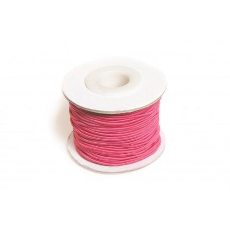 Elastiksnor - Pink