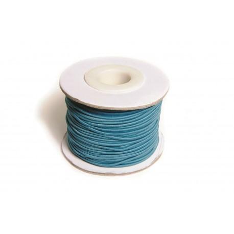 Elastiksnor - Blå