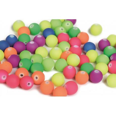 Pearln Fun - Neonperler i bøtte