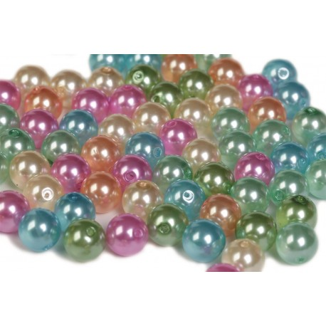 Pearln Fun - Perlemors perler i bøtte