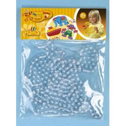 Hama Maxi perleplade - Skildpadde og hval