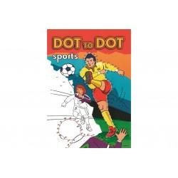Sport - Prik til prik aktivitetsbog