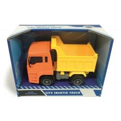 Træk-tilbage lastbil med tiplad - 15 cm