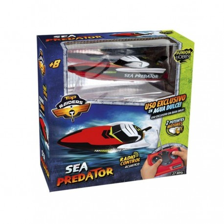 Fjernstyret speedbåd