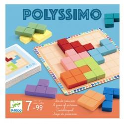 Hjernevrid Polyssimo spil - Djeco