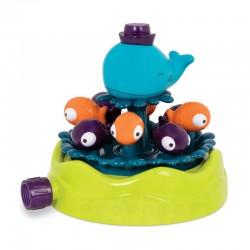 Whirly Whale - Sjov sprinkler - B. Toys