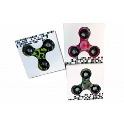 Camouflage Spinners