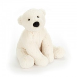 Perry Isbjørn bamse - Stor - Jellycat