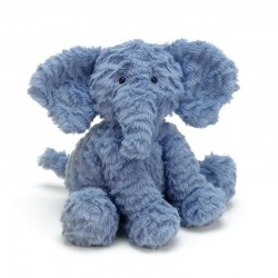 Fuddlewuddle Elefant - Mellem bamse - Jellycat