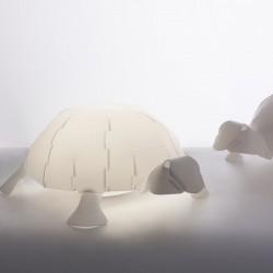 Skildpadde lampe & vågelampe - ZOOlight