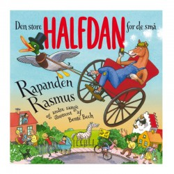 Den store Halfdan - Alvilda børnebog
