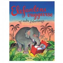 Elefantens Vuggevise og andre godnatsange - Alvilda børnebog