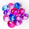 Farverig diamant - 5 cm