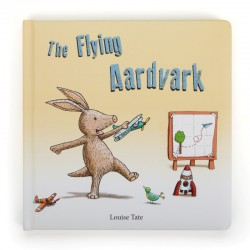 The Flying Aardvark - Bog - Jellycat