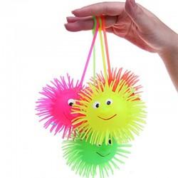 Smiley fluffy bold
