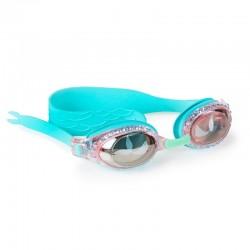 Blå havfrue svømmebrille - Bling2O