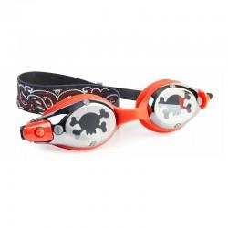 Rød pirat svømmebrille - Bling2O