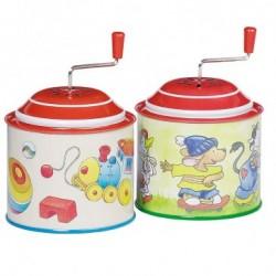 Klassisk legetøj - Spilledåse - Goki