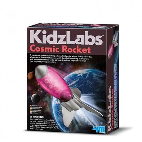 Kosmisk raket - KidzLabs - 4M