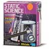 Videnskab med statisk elektricitet - KidzLabs - 4M