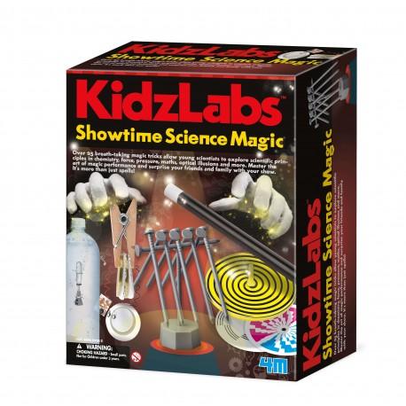 Showtime videnskabelig magi - KidzLabs - 4M