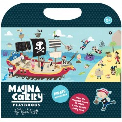 Pirat eventyr - Magnet legetøj - Tiger Tribe