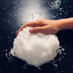 Lav din egen magiske sne - Tobar