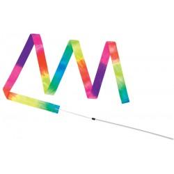 Regnbuefarvet vimpel - Neon