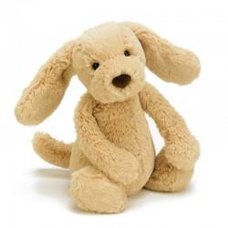Toffee Puppy - Mellem bashful bamse - Jellycat