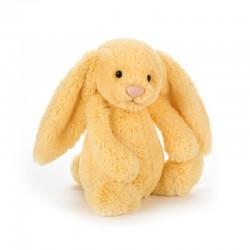 Lemon kanin - Mellem bashful bamse - Jellycat