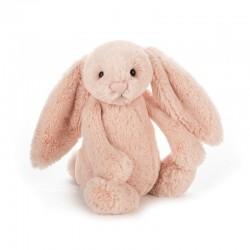 Blush kanin - Mellem bashful bamse - Jellycat