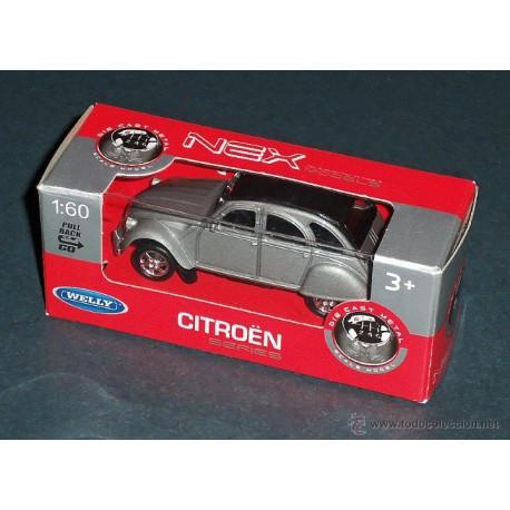 Citroen 2 CV modelbil