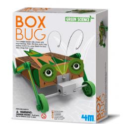 Byg dit egen motoriserede æske-insekt - Green Science - 4M