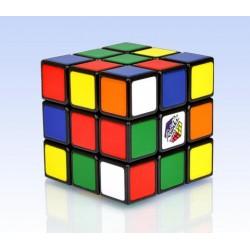 Rubiks Cube - 3x 3rækker - Den originale professorterning