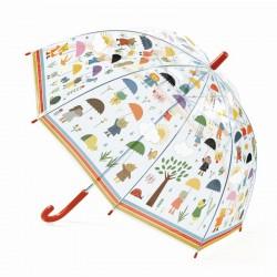 I regnvejret - Paraply - Djeco