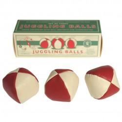 3 jonglørbolde i fin æske - Rex London