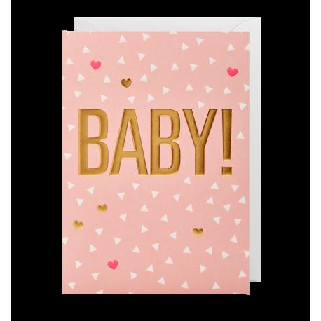 Baby Girl! kort