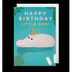 Happy Birthday Little One! - Kort & kuvert - Lagom
