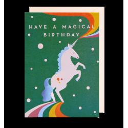 Have a Magical Birthday - Kort & kuvert - Lagom