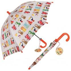 Søde dyr - Paraply til børn - Rex London