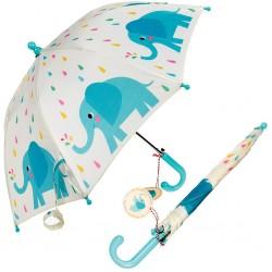 Elefant - Paraply til børn - Rex London