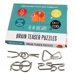 Brain Teaser puslespil - Rex London
