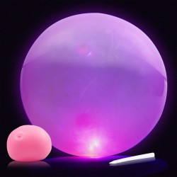 Blinkende ballon bold