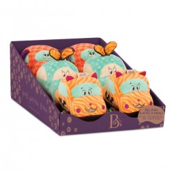 Softies bløde biler - Wheee-Is - B. Toys