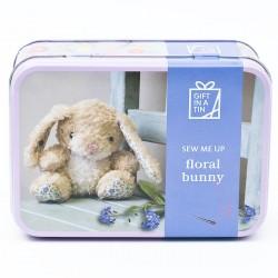 Lav din egen søde kanin - Gift in a tin
