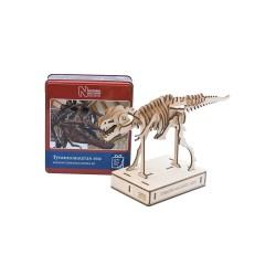 Saml din egen Tyrannousaurus dinosaur - Gift in a tin