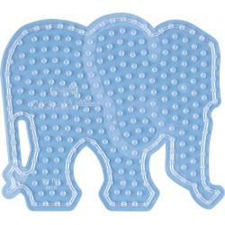 Elefant - Maxi stiftplade - Hama