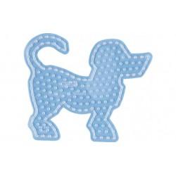 Hund - Maxi stiftplade - Hama