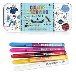Abracadabra - Colour Changing Art Set - npw London
