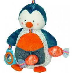 Pingvin aktivitetslegetøj - Spiegelburg